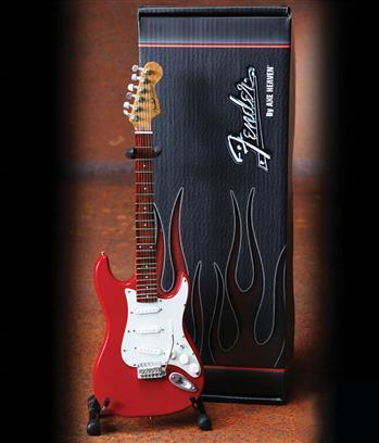 Fender™ Stratocaster™ - Classic Red Miniature FS-006