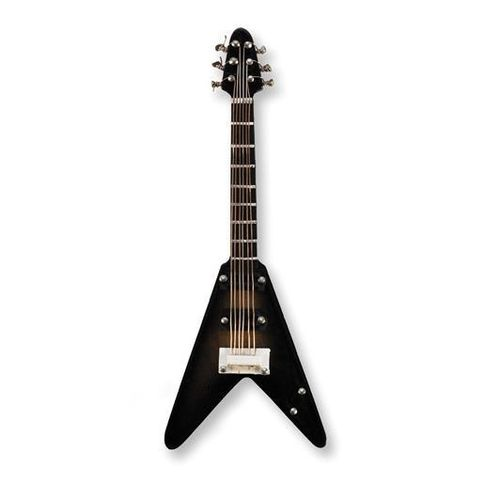 Flying V Guitar magnetic