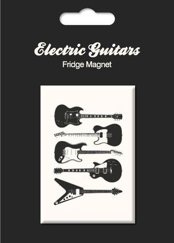 My World: Magnet - Vintage (Guitars)