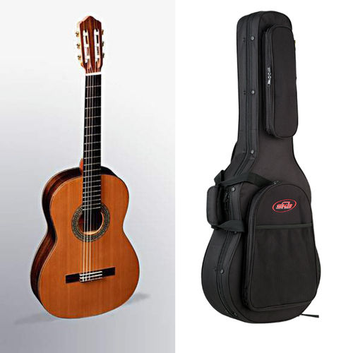 Kantare I 600 C + SKB Gig Bag - Classical Guitar BUNDLE